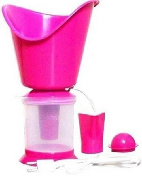 Clothberry Nose Steamer, vaporiser machine, Cough Steamer, Vaporizer with 3 Attachments Facial steamer Nozzle Inhaler Steam Vaporizer streamer (multi color) Vaporizer