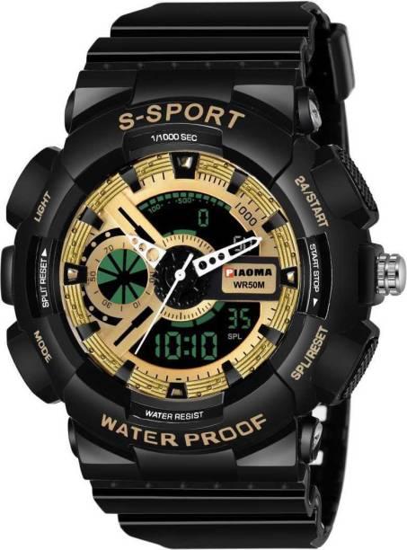 GOODREED Analog-Digital Watch  - For Men