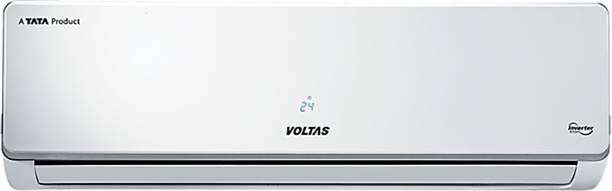 Voltas 1.5 Ton 5 Star Split Inverter AC  - White