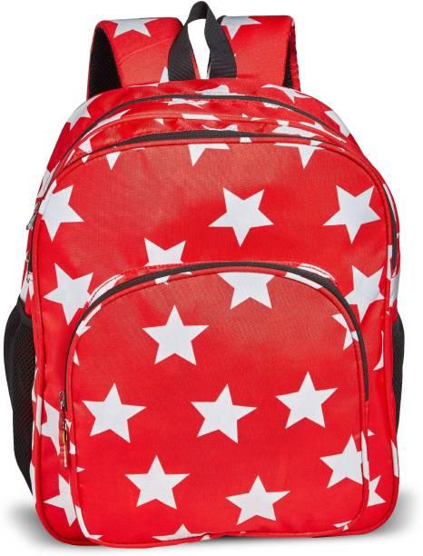 Miss & Chief Star Waterproof School Bag