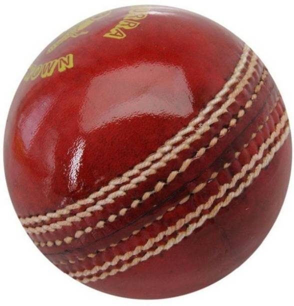 Lurags Optima 2-piece pack of 1 Cricket Leather Ball