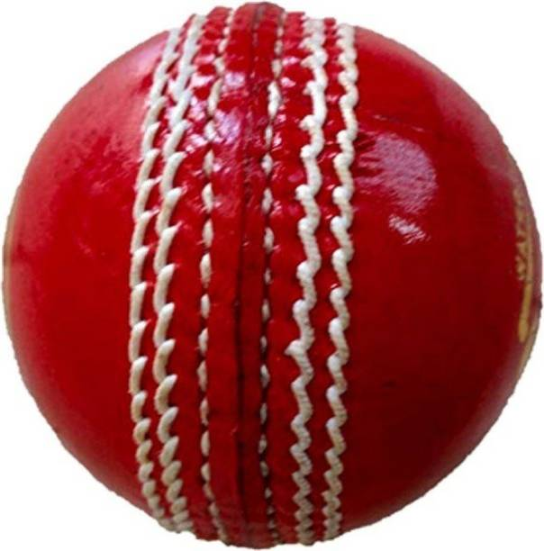 LURAGS Test 2-piece set of 1 Cricket Leather Ball