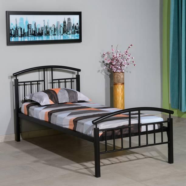 Nilkamal Golf Metal Single Bed