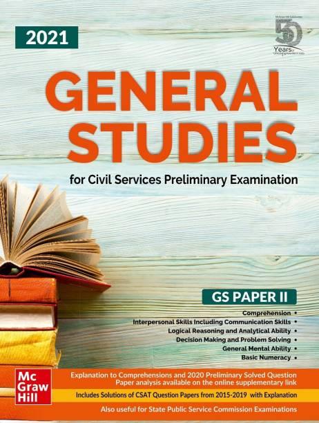 General Studies Manual, Paper 2- 2021