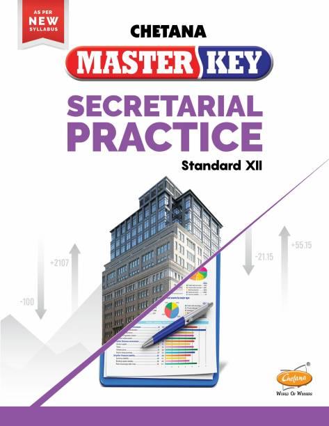 Std. 12 Master Key Secretarial Practice (Mah. HSC Board)