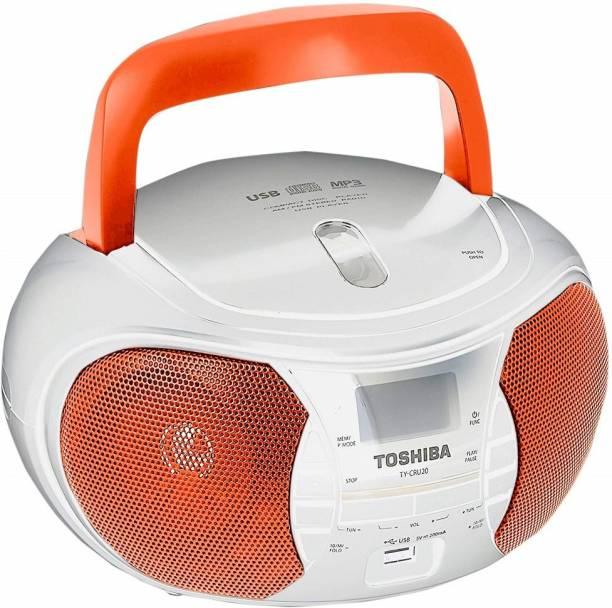 TOSHIBA TY-CRU20(D) CD BOOM BOX Boom Box