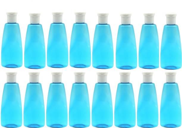 Harshpet Shampoo/refillable fliptop Cap Blue Bottle Set of 16 (200ml) 200 ml Bottle
