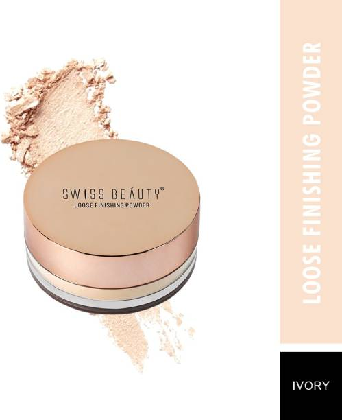 SWISS BEAUTY Ultra Fine Finish Shade-Ivory Compact