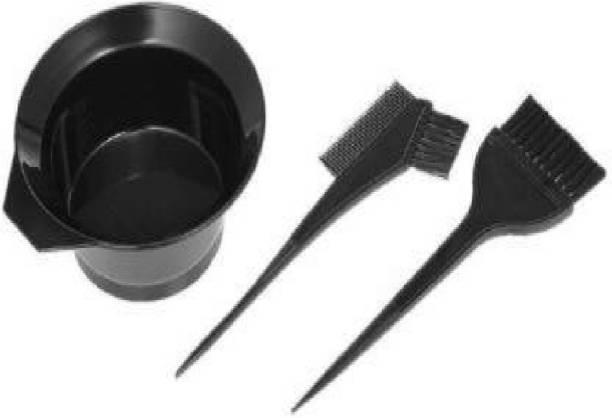 CRIYALE 100 ml Black Hairdye Mixing Bowl