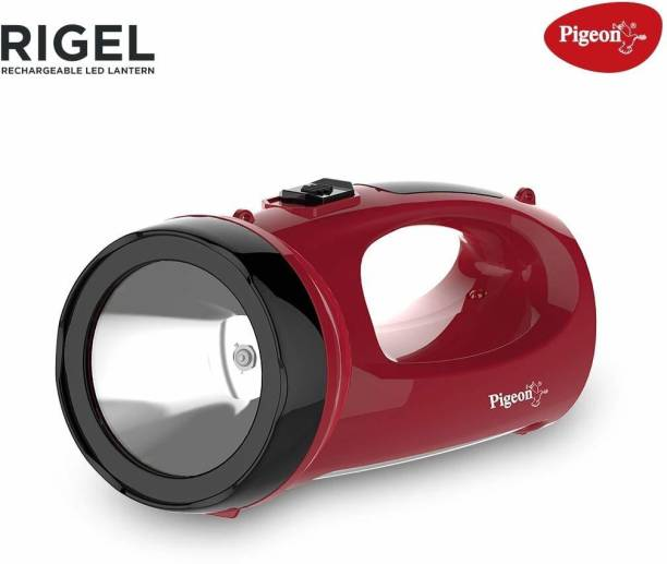 Pigeon Rigel 2 in 1 Desk and torch Emergency LED Lamp Lantern Emergency Light