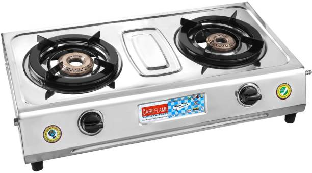 Care Flame SP-1 Stainless Steel Manual Gas Stove