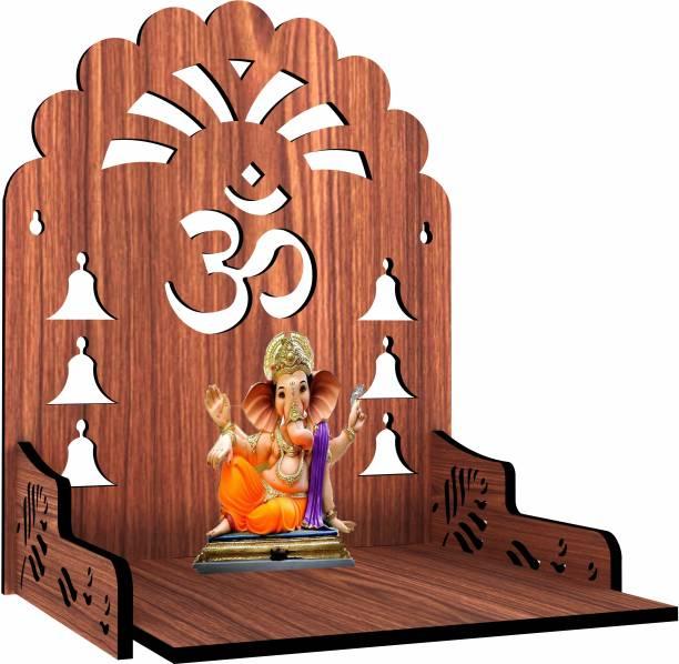 Teakwood TMPL02NENA Engineered Wood Home Temple