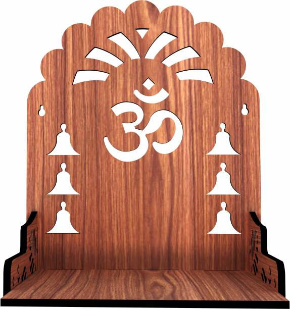 Wallwey décor Engineered Wood Home Temple