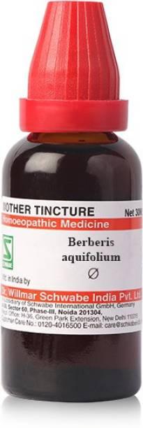 Dr.Willmar Schwabe India Berberis Aquifolium Mother Tincture
