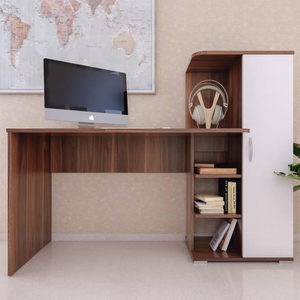 METSMITH Columbus Engineered Wood Study Table