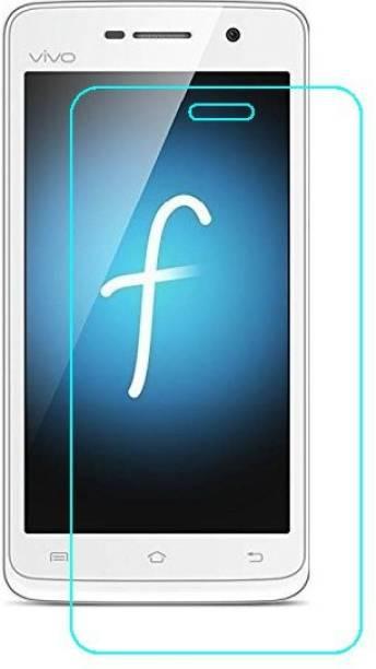 DARSHILGOLBE Edge To Edge Tempered Glass for Vivo Y21L 4G