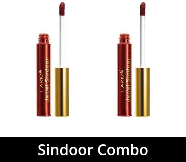 Lakmé Sindoor Combo (Pack of 2) Sindoor