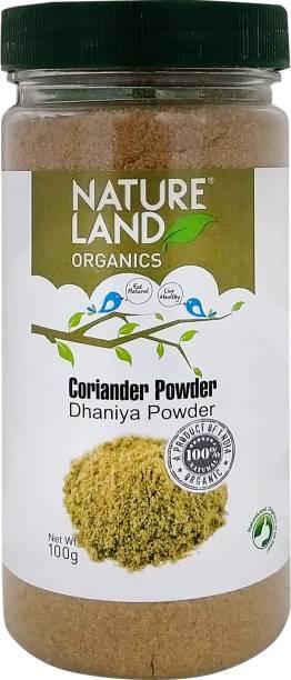 Natureland Organics Coriander Powder