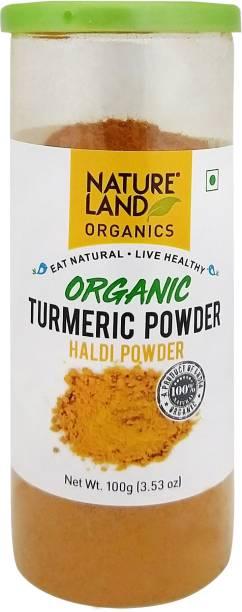 Natureland Organics Turmeric Powder