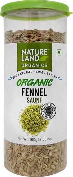 Natureland Organics Fennel Saunf