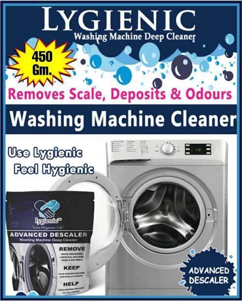 Lygienic ADVANCED DESCALER washing machine & dish washer Detergent Powder 450 g