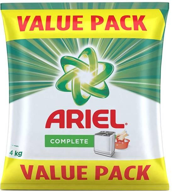 Ariel DETERGENT POWDER COMPLETE 4KG Detergent Powder 4 kg