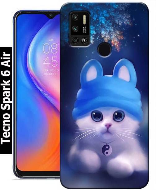 AMStyle Back Cover for Tecno Spark 6 Air