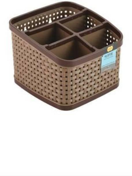 DARSHANAM WORLD DRSM Multi utility stand Storage Basket