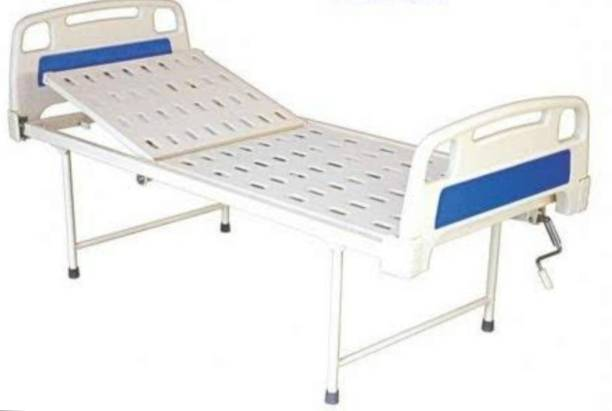 MAHAVIR FURNITURE Iron Manual Hospital Bed