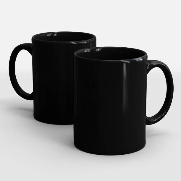 Sublikraft Black Coffee mug Ceramic Coffee Mug