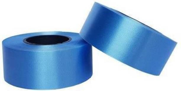 atul gift& toys blue curling ribbon 2 Blue PP (Polypropylene) Ribbon