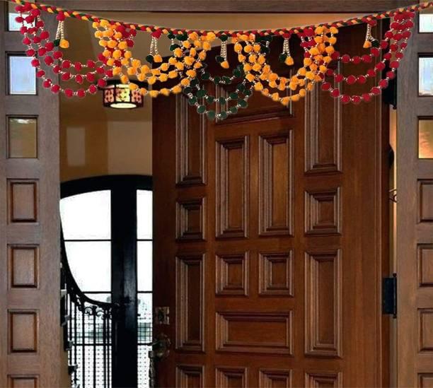 Marwari Arts Fancy bandanwal for doors Toran Toran