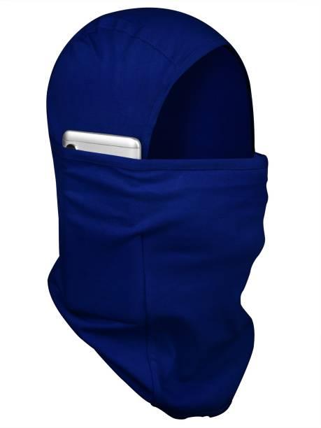 Blacksmith Blue Bike Face Mask for Men & Women