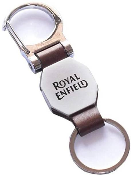 GIBOXO Royal enfield Key Chain