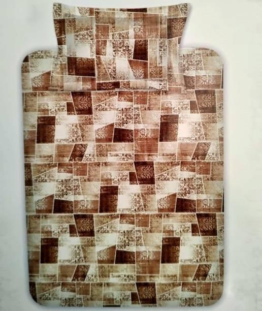 Raymond Home 300 TC Cotton Single Printed Bedsheet