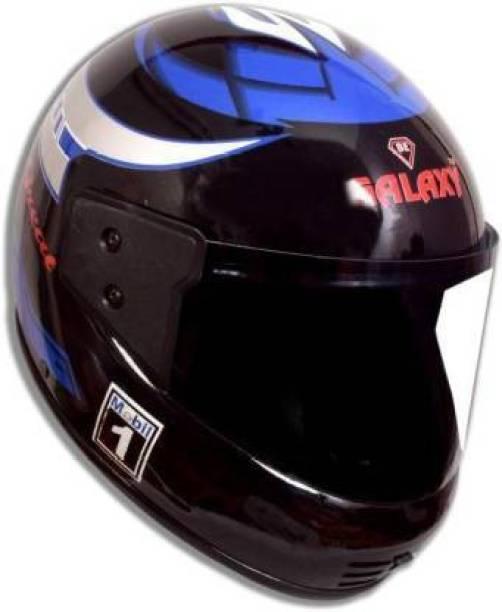 GoGo point Great ( ISI Approved ) Motorbike Helmet (Black) Motorbike Helmet