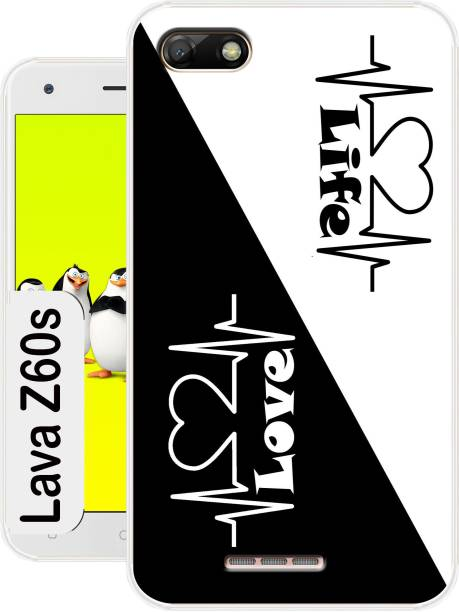Discount Master Back Cover for Lava Z60s