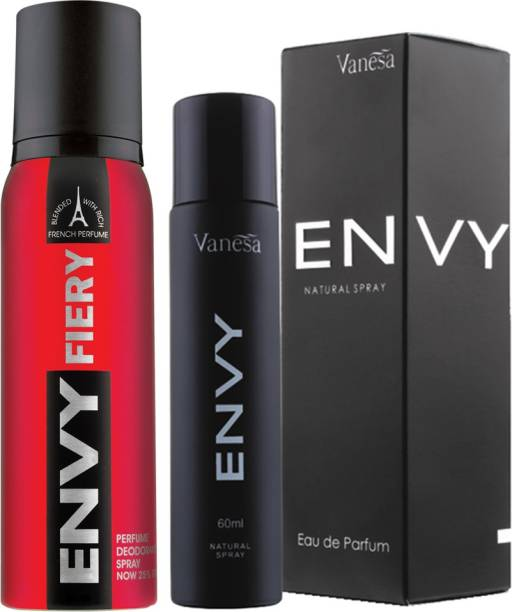ENVY Fiery Deo and Men Perfume 60 ml