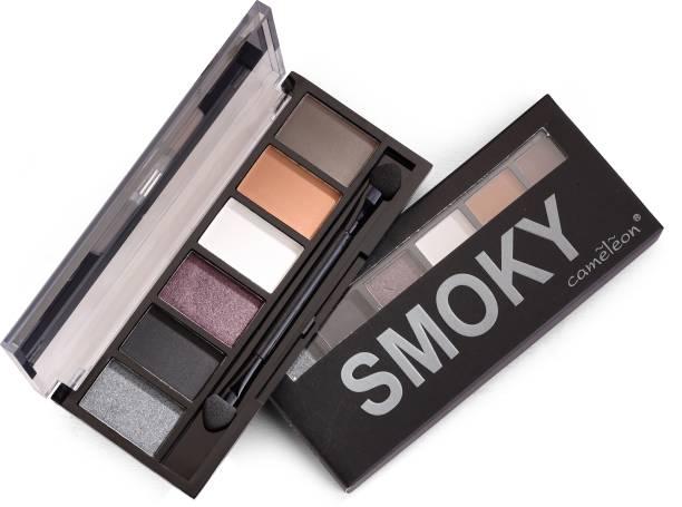 Cameleon Smokey 6 Color Eyeshadow 7 g