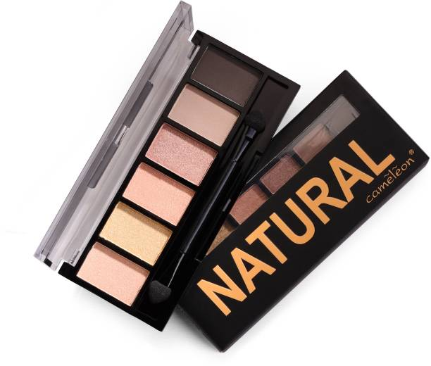 Cameleon Natural 6 Color Eyeshadow 7 g