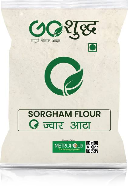 Goshudh Premium Sorghum/Jowar Atta/Flour 500 g