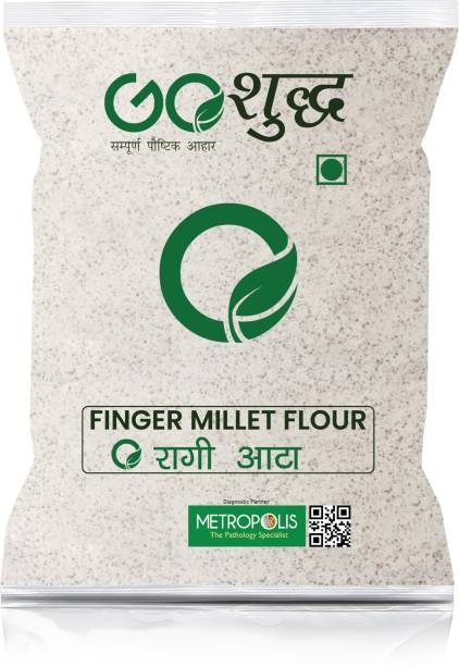 Goshudh Premium Quality Ragi Atta/Flour
