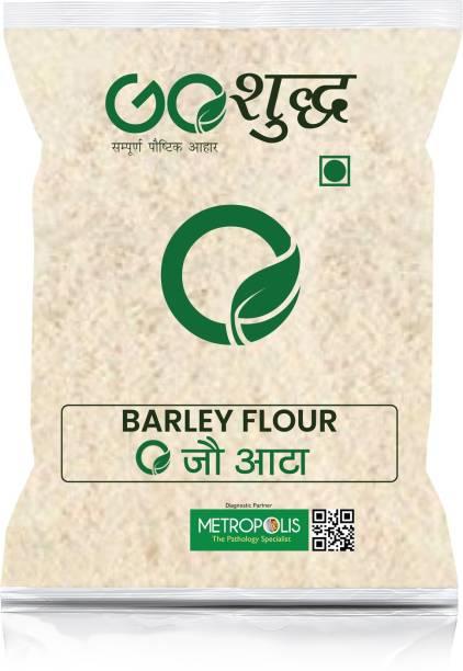 Goshudh Premium Quality Barley Atta/Flour 500 g
