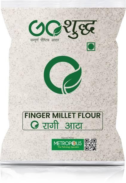 Goshudh Premium Quality Ragi Atta/Flour 500 g