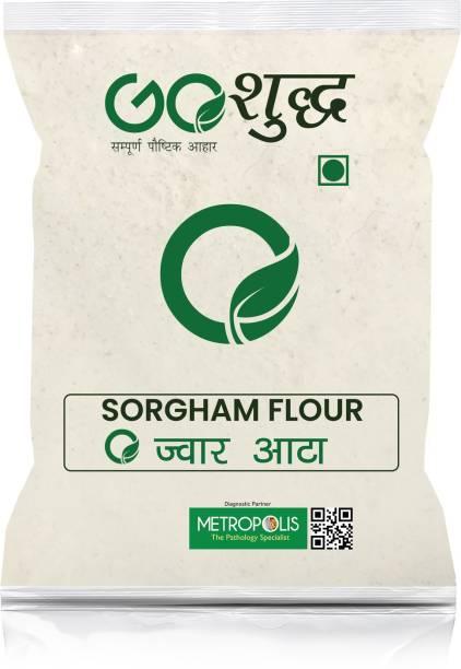 Goshudh Premium Quality Jowar/Sorghum Flour 1Kg