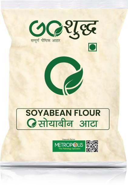Goshudh Premium Quality Soya Bean Flour/Atta