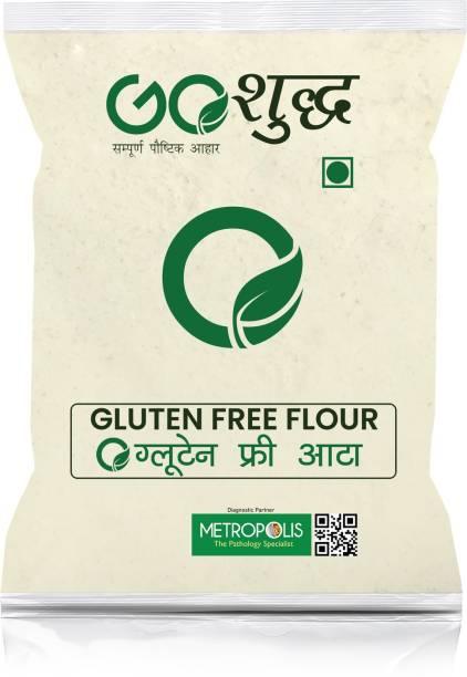 Goshudh Premium Quality Gluten free flour 500g