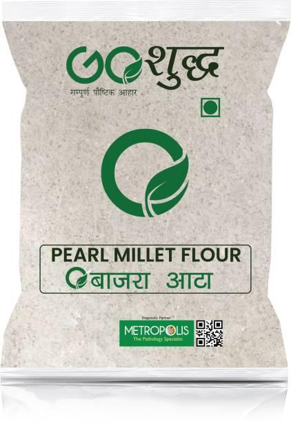Goshudh Premium Quality Bajra/Pearl millet Atta/Flour 500 g