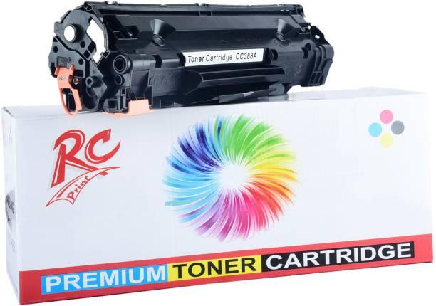 R C Print 88A / CC388A Cartridge for P1007 P1008 P1106 P1108 M1136 M1213nf M1216nfh M1218nfs Black Ink Toner