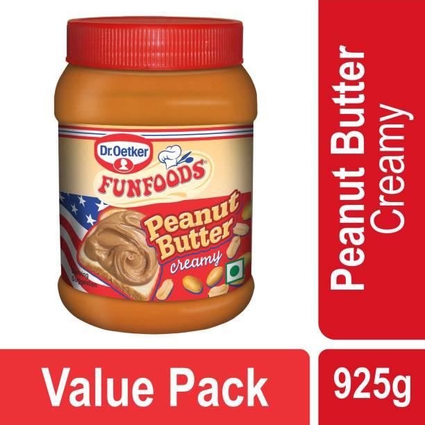 FUN FOODS Peanut Butter Creamy 925 g